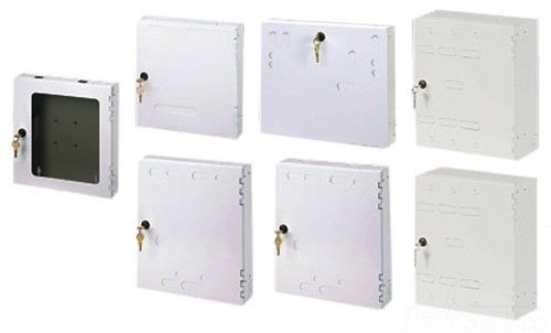 Panduit PZW2X2DCB In-Ceiling Mounting Wireless Access Point Enclosure, White