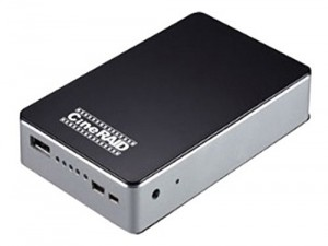 CineRAID WiFi ToGo USB 3.0 wireless Hard Drive enclosure